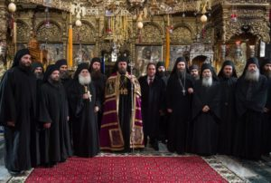 Αγιο Ορος: Πανήγυρις των Εισοδίων της Θεοτόκου στη Μονή Χιλανδαρίου (ΦΩΤΟ)