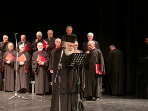 Καλαμαριά: Τιμητική εκδήλωση για τον Εδέσσης Ιωήλ
