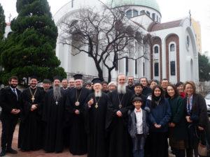 Συναντήσεις του Οικ.Πατριάρχη στην Κορέα (ΦΩΤΟ)