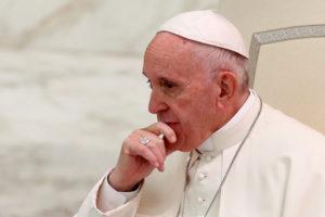 """Βατικανό: Ο πάπας Φραγκίσκος προσεύχεται """"για τους Κινέζους αδελφούς"""" που χτυπήθηκαν από τον Covid-19"""