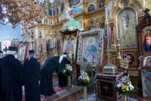 Αγιο Ορος: Ιερά πανήγυρις στην Σκήτη του Αγίου Ανδρέα (ΦΩΤΟ)