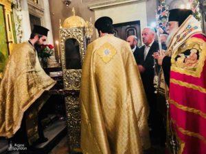 Αγιος Σπυρίδωνας- Κέρκυρα: Αρχισαν οι λατρευτικές εκδηλώσεις (ΦΩΤΟ)