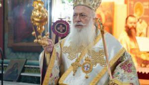 Η εορτή του Αγίου Μοδέστου στην Ιερά Μητρόπολη Βεροίας
