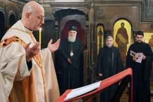 Βελιγράδι: Η αγγλικανική κοινότητα γιόρτασε τα Χριστούγεννα  παρουσία του Πατριάρχη Σερβίας Ειρηναίου