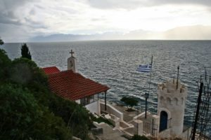 Άγιος Νικόλαος ο Κρασόκτιστος