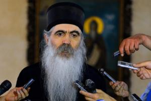 Μπάτσκας Ειρηναίος: «Ο Βαρθολομαίος έκανε το μεγαλύτερο λάθος στην ιστορία του Οικουμενικού Θρόνου»