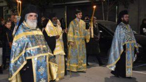 Ο Αφρικανός Επίσκοπος Ιερώνυμος στη Λάρισα