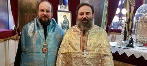 Ο Μητροπολίτης Αξώμης κ. Δανιήλ στα προεόρτια για τον Άγιο Διονύσιο στην Αθήνα