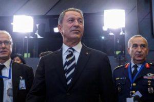 Τουρκικές προκλήσεις από τον Αμυνας Ακάρ κατά της Ελλάδας