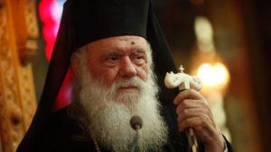 Στη Υδρα για την εορτή της Παναγίας ο Αρχιεπίσκοπος Ιερώνυμος