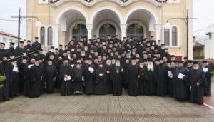 Οι Ιερείς της Μητρόπολης Φθιώτιδος συντάσσονται με την Ιεραρχία