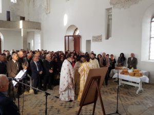 Κύπρος: Θεία Λειτουργία στα κατεχόμενα μετά από 44 χρόνια (ΦΩΤΟ)