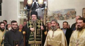 Η εορτή του Αγίου Σπυρίδωνα στην Κοιλάδα Λαρίσης