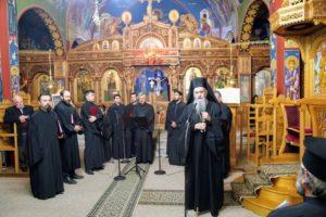 Εκδήλωση με βυζαντινούς ύμνους στη Μητρόπολη Ναυπάκτου (ΦΩΤΟ)