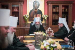 Η Σύνοδος της Ουκρανικής Εκκλησίας για την αυτοκεφαλία (ΦΩΤΟ)
