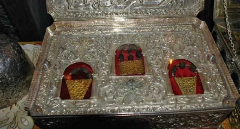 520c47fd34 Στην Αγ. Ειρήνη Γαλατσίου τα Τίμια Δώρα των Μάγων στις 28 Δεκεμβρίου ...
