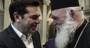 «Καρφιά » Τσίπρα : Ποιοι ακύρωσαν την συμφωνία με την Εκκλησία