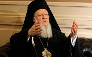 Η παρουσία του Οικουμενικού Πατριάρχη στην Ιμβρο