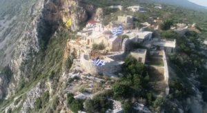 Αγιο Ορος: Ιερό Λαυρεωτικό Κελλί Αγίου Μηνά Βίγλα (ΒΙΝΤΕΟ & ΦΩΤΟ)