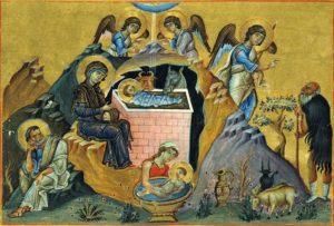 Χριστούγεννα 2019: Η θεολογία της εικόνας της Γέννησης του Χριστού
