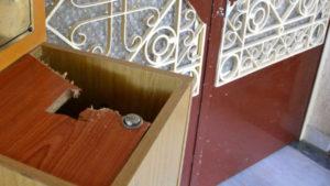 Ηπειρος: Ιερόσυλοι «χτυπούν» παγκάρια Ναών, αλλά βρίσκουν ευτελή ποσά