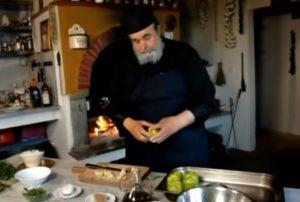 Αγιο Ορος: Γρήγορες συνταγές από τον γέροντα Επιφάνιο
