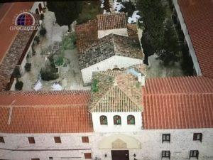 Οδοιπορικό στη Μονή που διακόνησε ο Γέροντας Πορφύριος (ΒΙΝΤΕΟ)