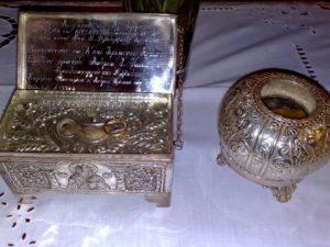 Η Λειψανοθήκη του Αγίου Κοσμά του Αιτωλός και ο Ανδρέας Γ. Παπανδρέου