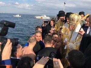 Καθαγιασμός των Υδάτων από τον Οικ. Πατριάρχη στην Τρίγλια Προύσας μετά από 97 χρόνια
