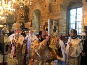 Ο Εορτασμός του Αγίου Αντωνίου στη Λευκωσία