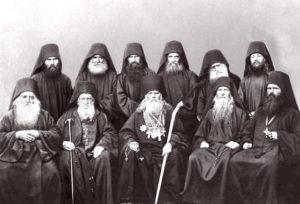 Γέροντες Αγίου Ορους-Μορφές του Αθωνα