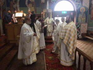 Εορτή του Αγίου Αντωνίου στο Prospect Νοτίου Αυστραλίας (ΦΩΤΟ)
