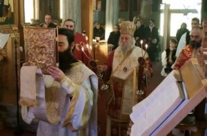 Η Εορτή του Νεομάρτυρος Αγίου Γεωργίου στη Μητρόπολη Γρεβενών (ΦΩΤΟ)