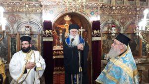 Η Τανάγρα εόρτασε τον Πολιούχο της Άγιο Αντώνιο