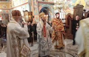 Λεμεσός: Αρχιερατικό Συλλείτουργο στον Άγιο Ιωάννη τον Ελεήμονα (ΦΩΤΟ)