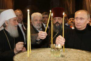 Σερβία: 5 εκατ. ευρώ για τον Άγιο Σάββα δίνει ο Πούτιν