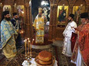 Ι.Μ. Θεσσαλιώτιδος: Η εορτή του Αγίου Ιωάννη του Προδρόμου (ΦΩΤΟ)
