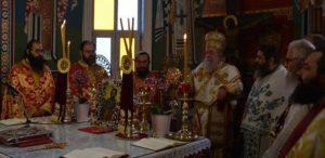 Ι.Μ. Ελευθερουπόλεως: Εορτή του Αγίου Ευγενίου του Τραπεζουντίου (ΦΩΤΟ)