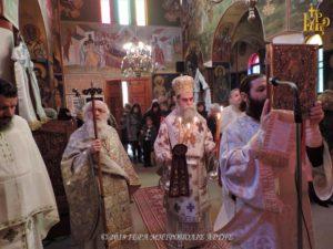 Ο Αρτινός Νεομάρτυρας Ζαχαρίας τιμήθηκε στην γενέτειρά του
