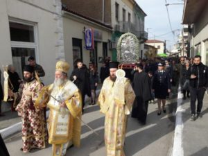 Η Ιστιαία τίμησε τον Πολιούχο της Αγιο Αθανάσιο (ΦΩΤΟ)