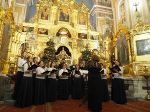 Συναυλία με Χριστουγεννιάτικους Ύμνους στον Μητροπολιτικό Ναό της Βαρσοβίας