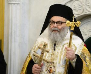 Ο Αντιοχείας Ιωάννης στηρίζει τη Ρωσία στο Ουκρανικό ζήτημα