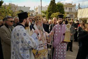 Εορτασμός του Αγίου Αθανασίου στον Ωρωπό (ΦΩΤΟ)