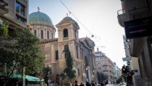 Βόμβα στον Άγιο Διονύσιο:  Η «Εικονοκλαστική Σέχτα» ανέλαβε την ευθύνη
