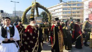 Τα Γιάννενα εόρτασαν τον Πολιούχο τους Άγιο Γεώργιο