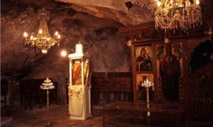 Αναζητείται αρχειακό υλικό για τη Μονή Αγίας Νάπας από την Ι. Μ. Αμμοχώστου