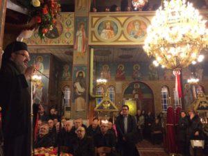 Εορτή του Αγίου Νεομάρτυρος Γεωργίου στη Λάρισα (ΦΩΤΟ)