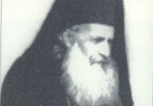 Αγιο Ορος: Μόναχος Ιερώνυμος Αγιοπαυλίτης