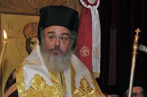 Πρεβέζης Χρυσόστομος: Από πότε Αλβανοί, Βούλγαροι μπορούν να ονομαστούν Μακεδονικό Έθνος;