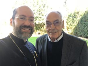 Νέος Κοσμήτορας στο Σαμπεζύ ο Αρχιεπίσκοπος Τελμησσού Ιώβ